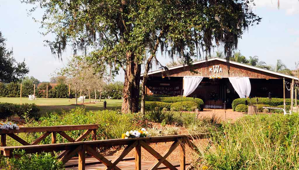 The Carriage House Stable Ranch wedding