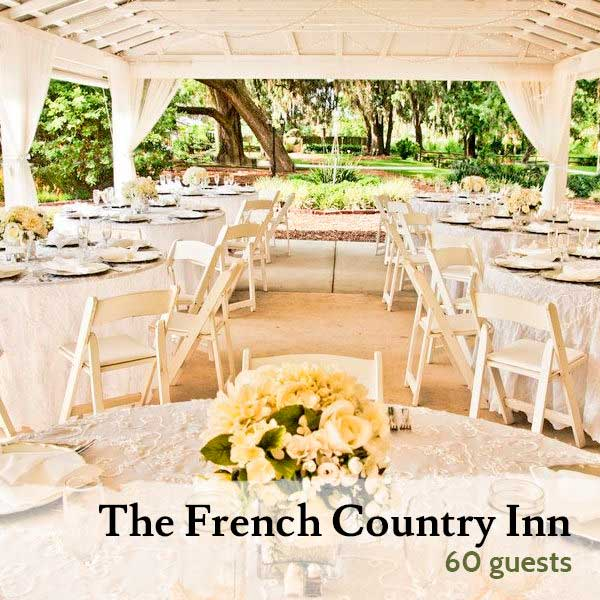 Cross Creek Ranch - All Inclusive Rustic Elegant Weddings in Florida