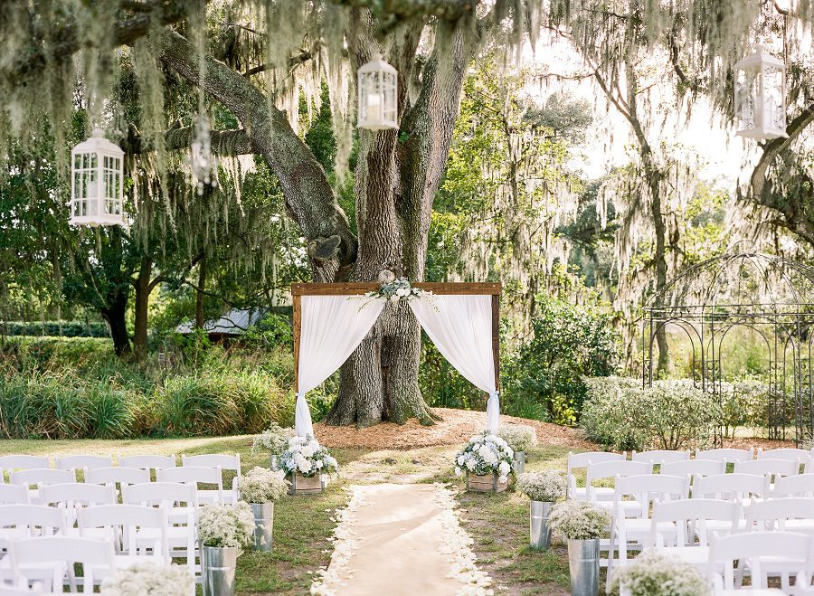 The Ceremony Site Was Breathtakingly Beautiful