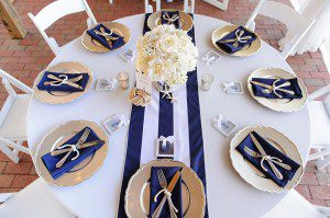 Nautical Theme Wedding at the Carriage House Stable