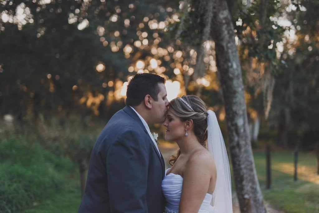 Lauren + Jonathan's Stable Wedding