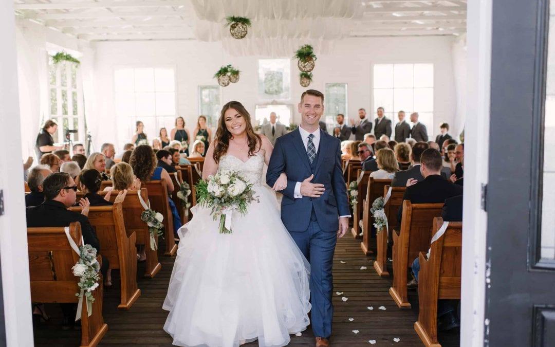 Brittany + Andrew's Wedding