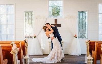 Michelle + Chris' Wedding