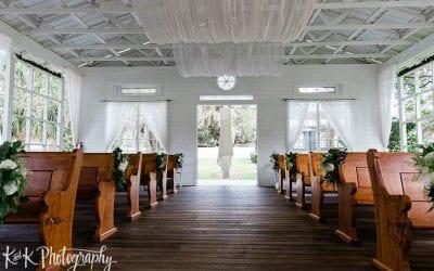 Ashley + Mac's Modern Rustic Chapel Wedding