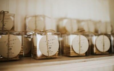 Top 10 Favorite Wedding Favors