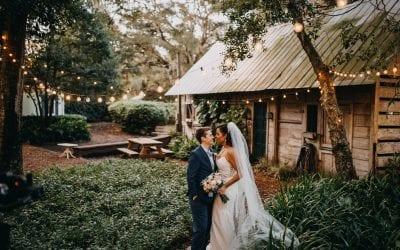 Stephanie + Sheyla's Rustic Greenery Filled Wedding