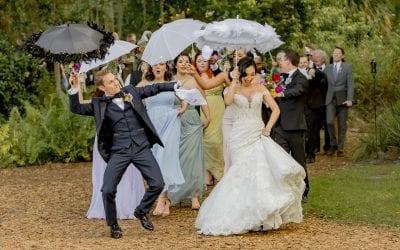 Alexa and Steven's Colorful Boho Wedding