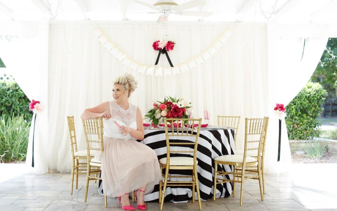 Kate Spade Styled Bridal Shower