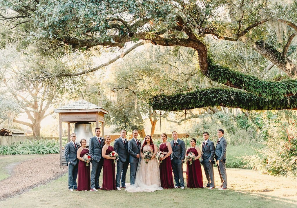 Heather + Jarrod's Rustic Modern Wedding