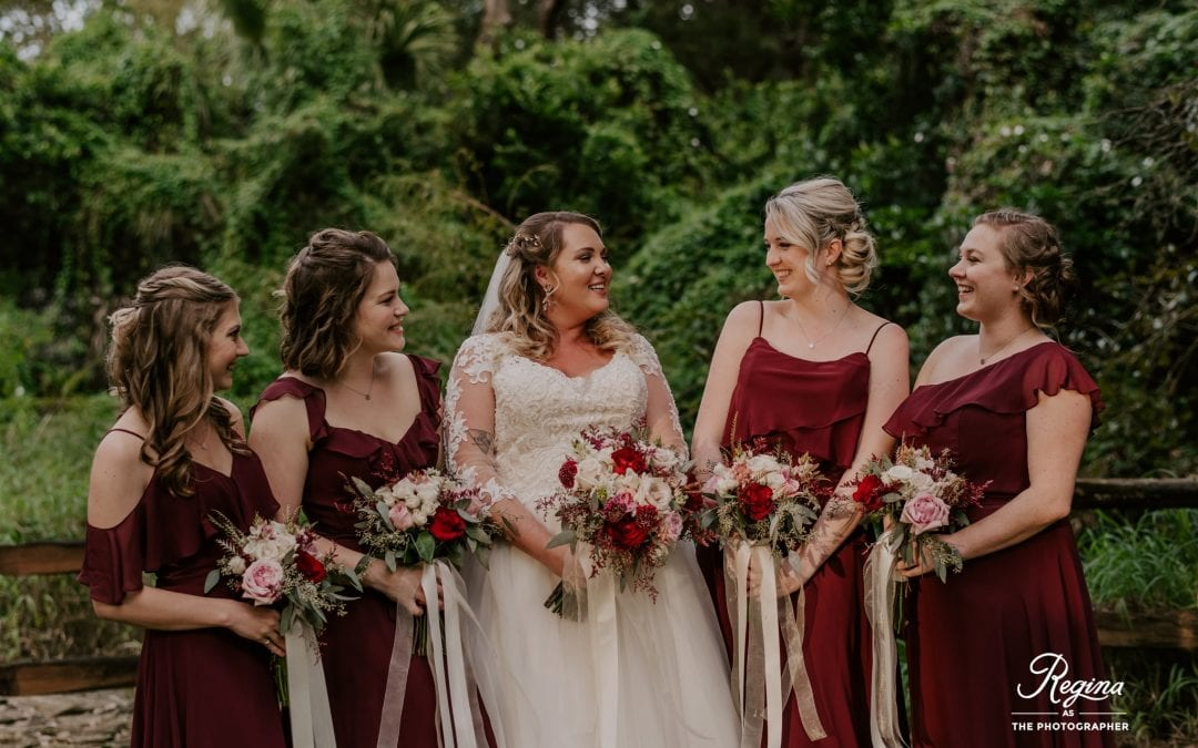 Fall in love with this Autumn wedding