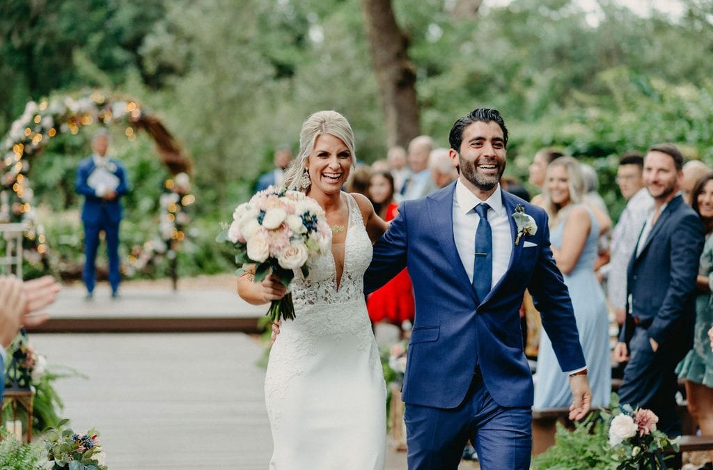 Brandy and Anthony's Traditional and Elegant Wedding