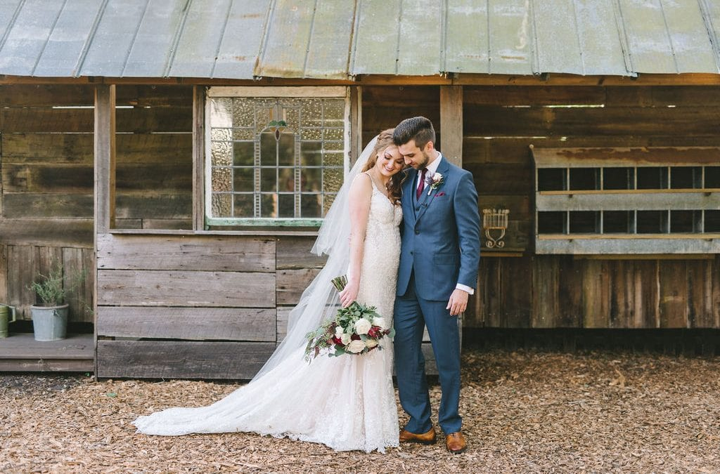 Haley and Paul Modern Boho Wedding