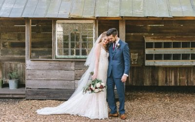 Haley + Paul's Modern Boho Wedding