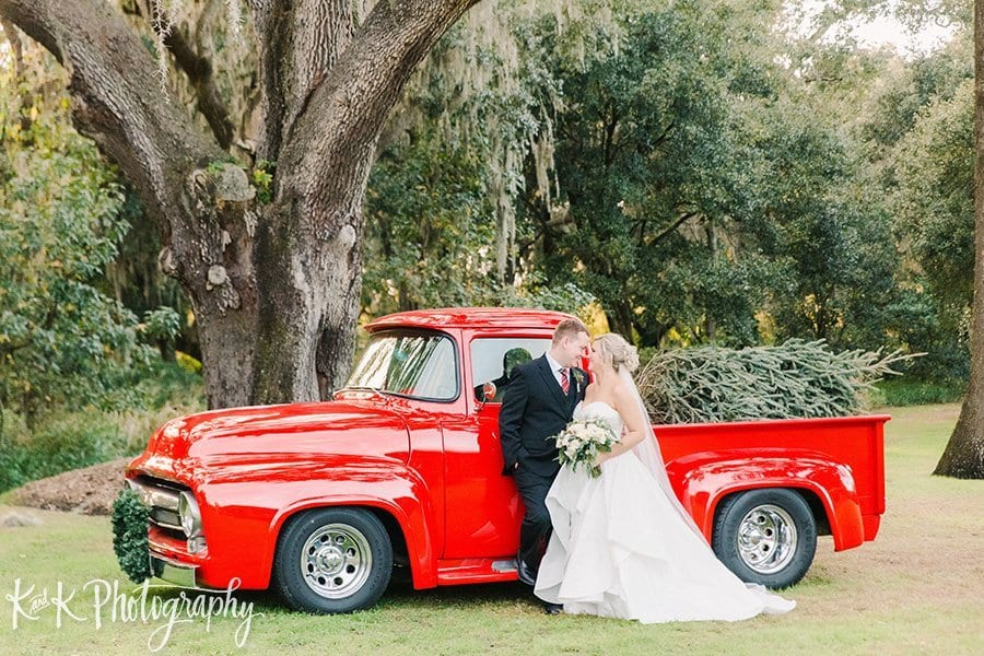 Lauren + Jordan's Christmas Wedding