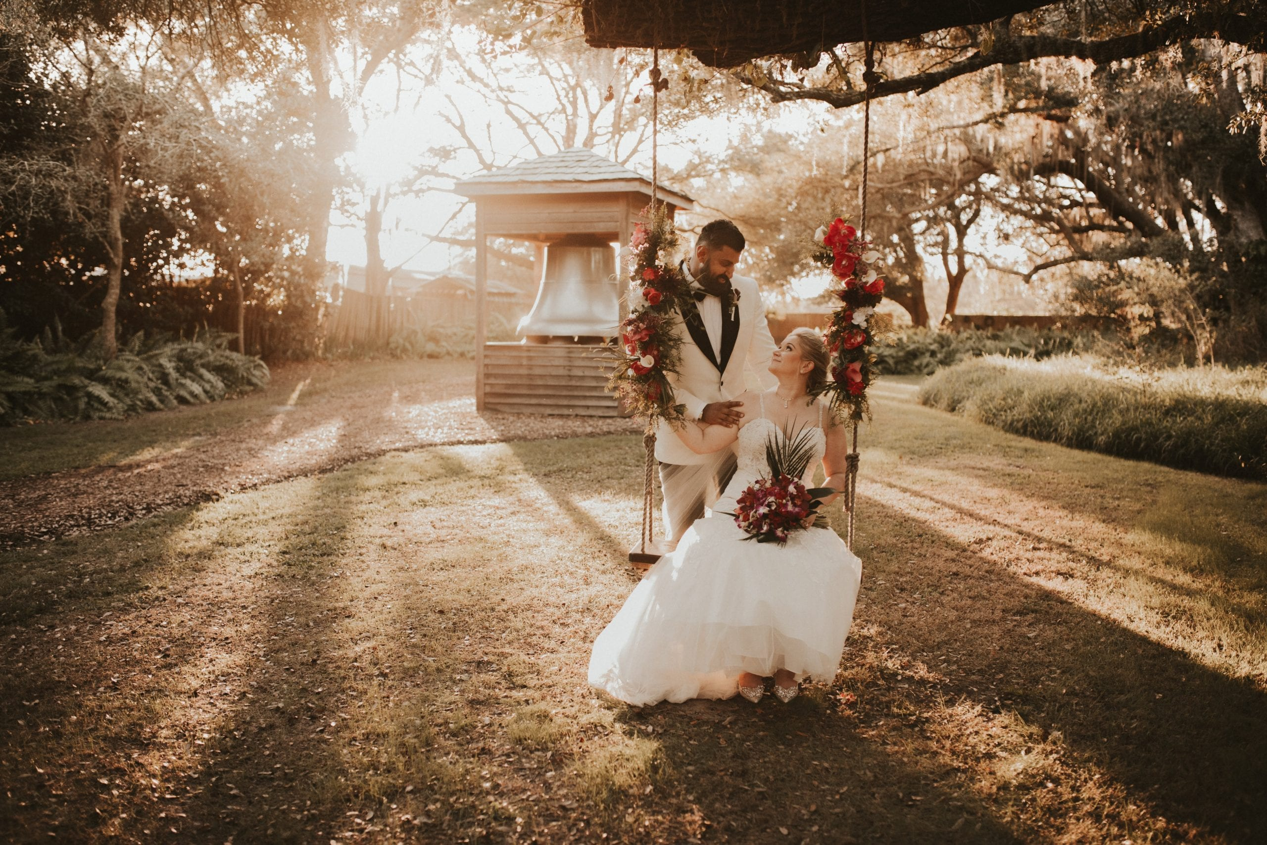 Sadie & Kiran's Tropical Hindu Wedding