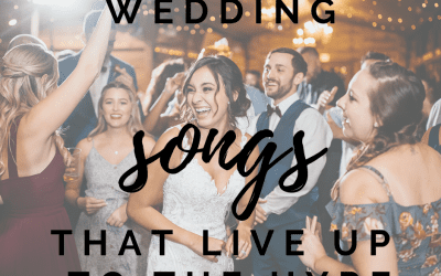 Wedding Songs That Live Up To The Hype