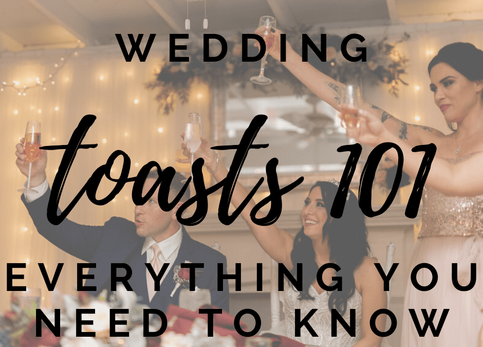 Wedding Toast 101