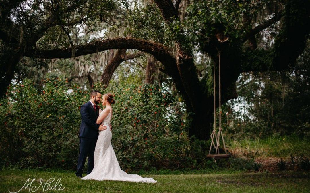 Sarah + Jakob's Earthy and Enchanted Wedding