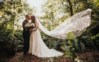 Stephanie + Joseph's Rustic Chic Wedding