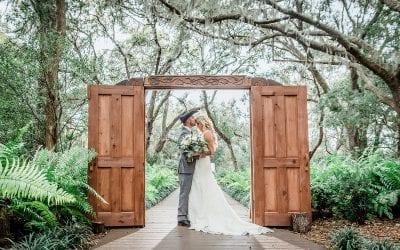 Shayla + Preston's Cozy Modern Wedding