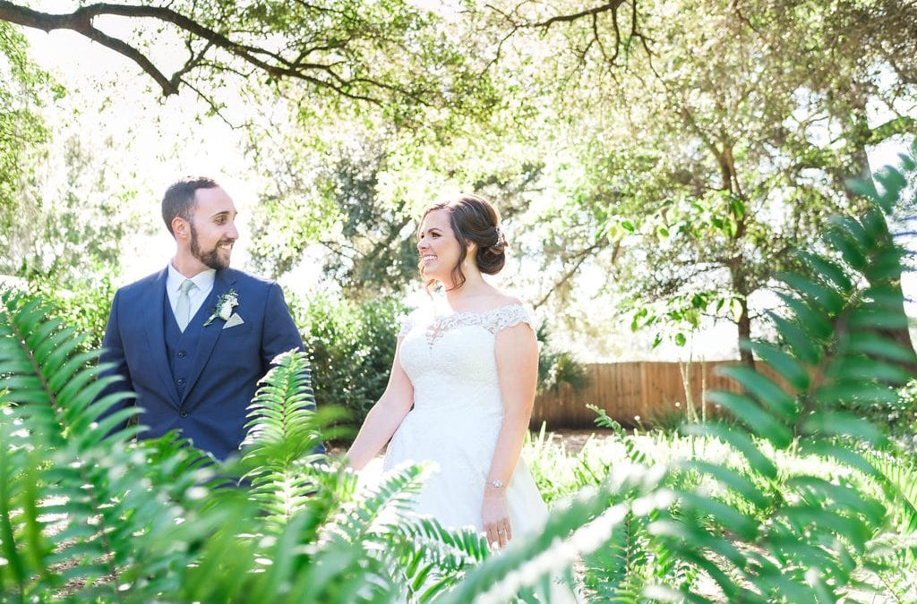 Haley + Jimmy's Sweet Spring Wedding