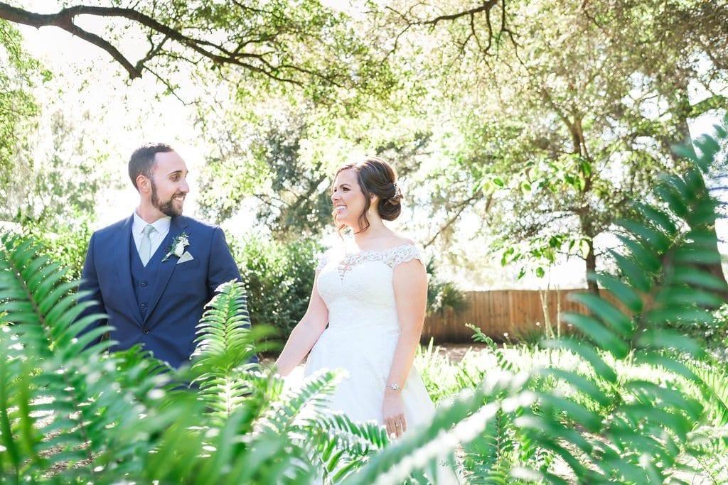 Haley + Jimmy's Sweet Spring Wedding