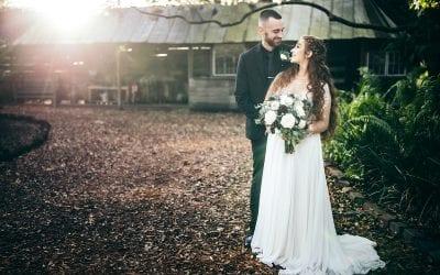 Rachel + Nic's Woodsy and Enchanting Wedding