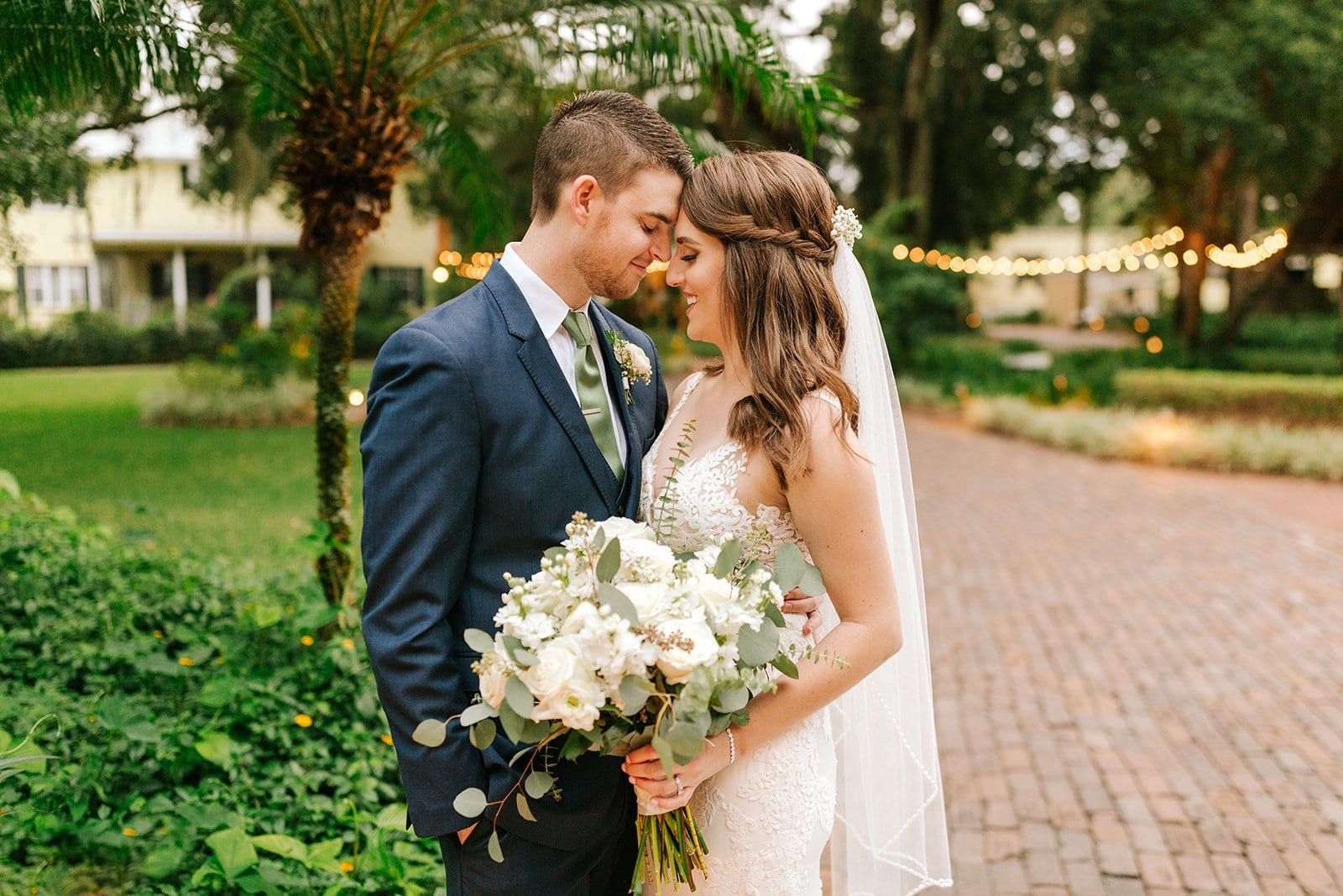 Wedding portraits at the Carriage House Stable