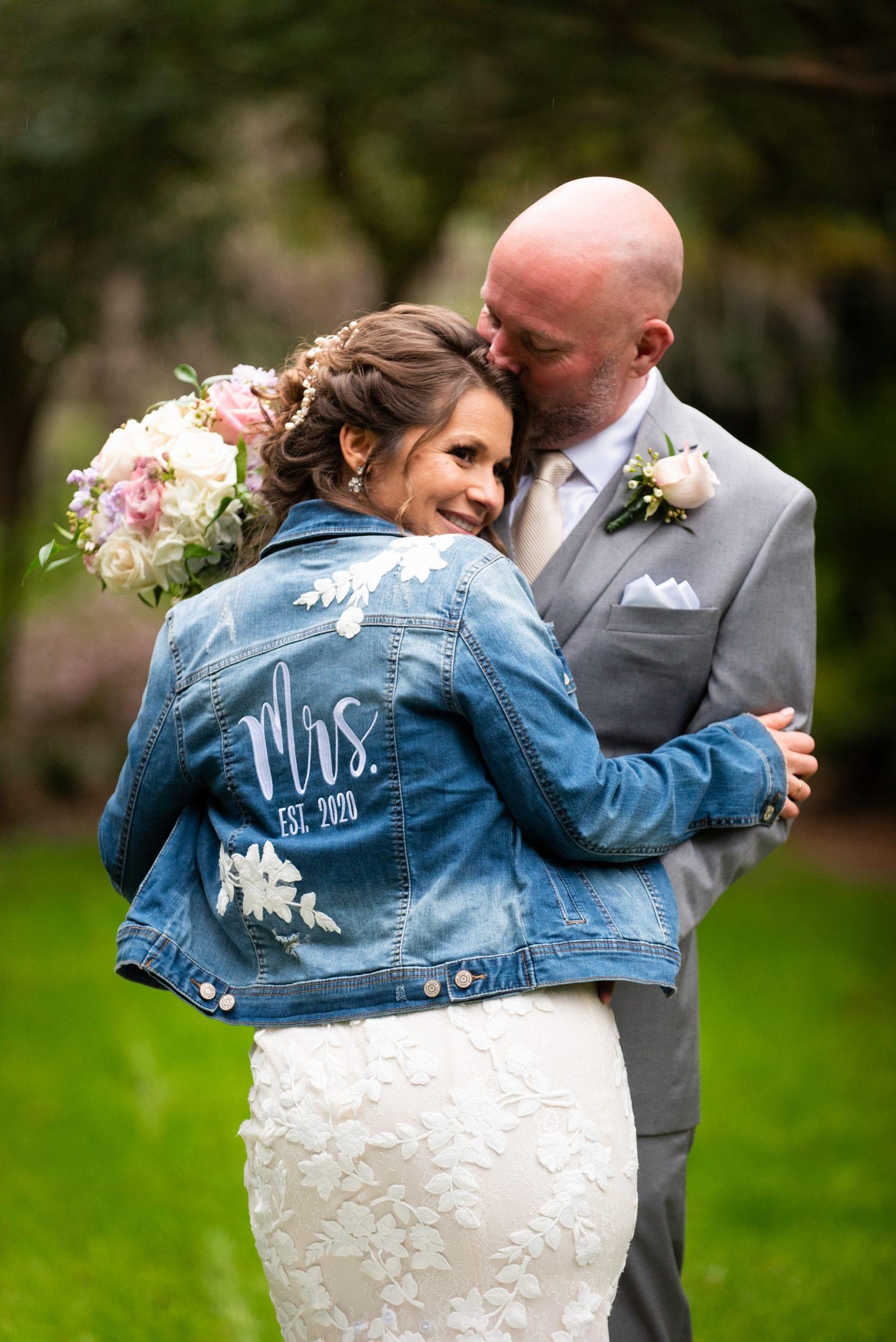 Nikki + Denny's Dusty Rose and Mauve Wedding