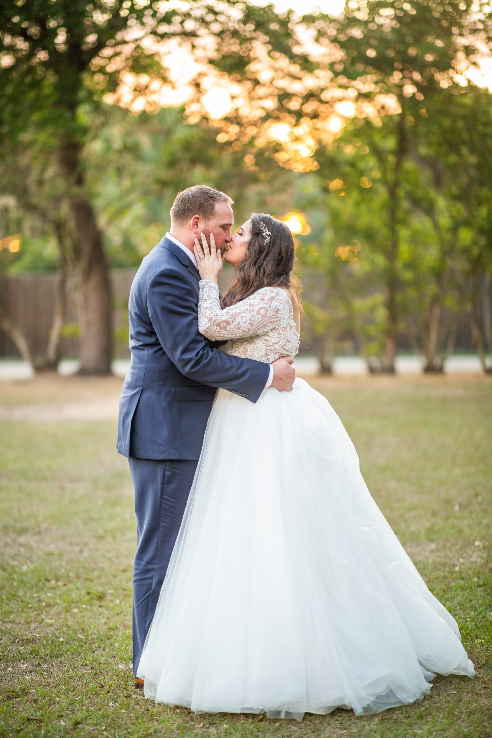 Taylor + Kelly's Intimate Rustic Luxe Wedding