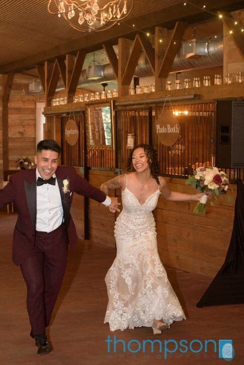 Shay + Kevin's Valentine's Day Wedding