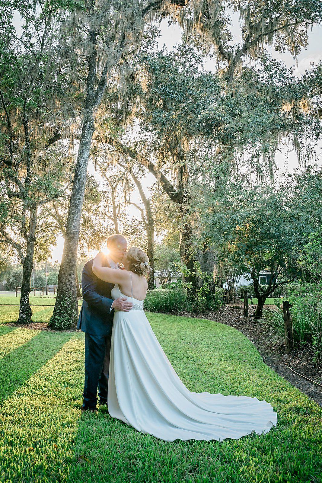Amy + Tim's Intimate and Elegant Tampa Wedding
