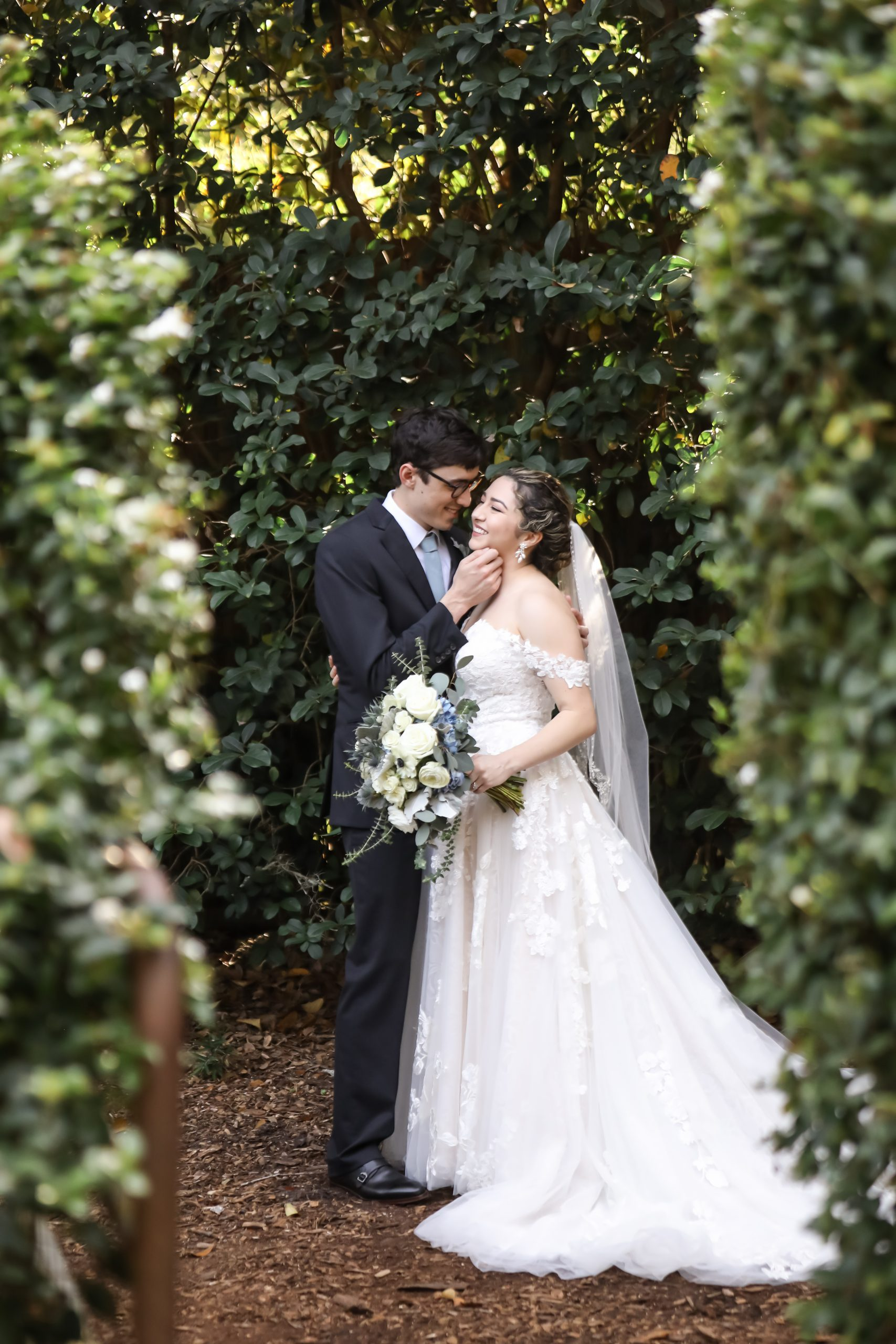 Mary Cate + Logan's Greenery-Filled Wedding