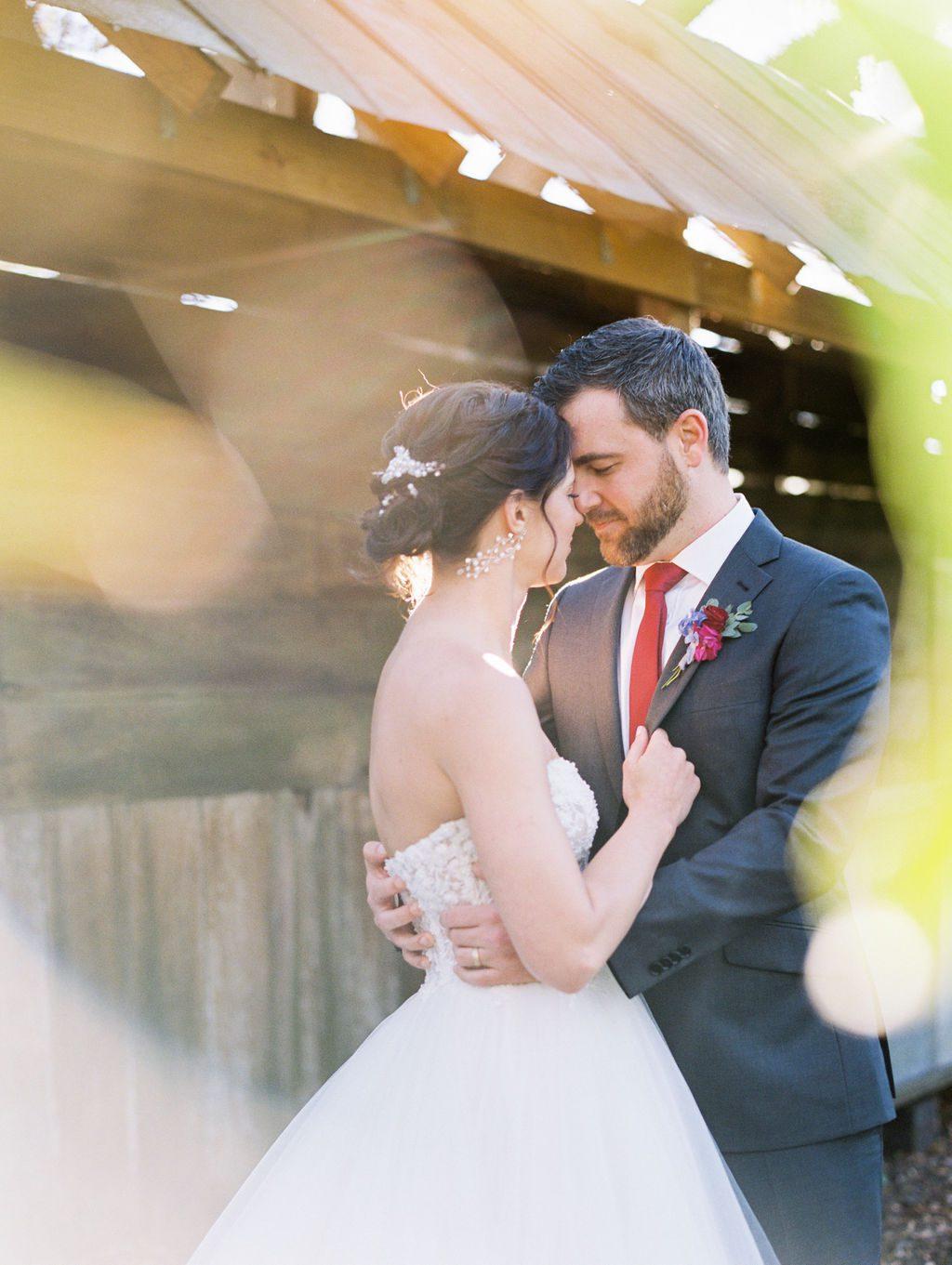 Alison + Dane's Whimsical & Enchanting Wedding