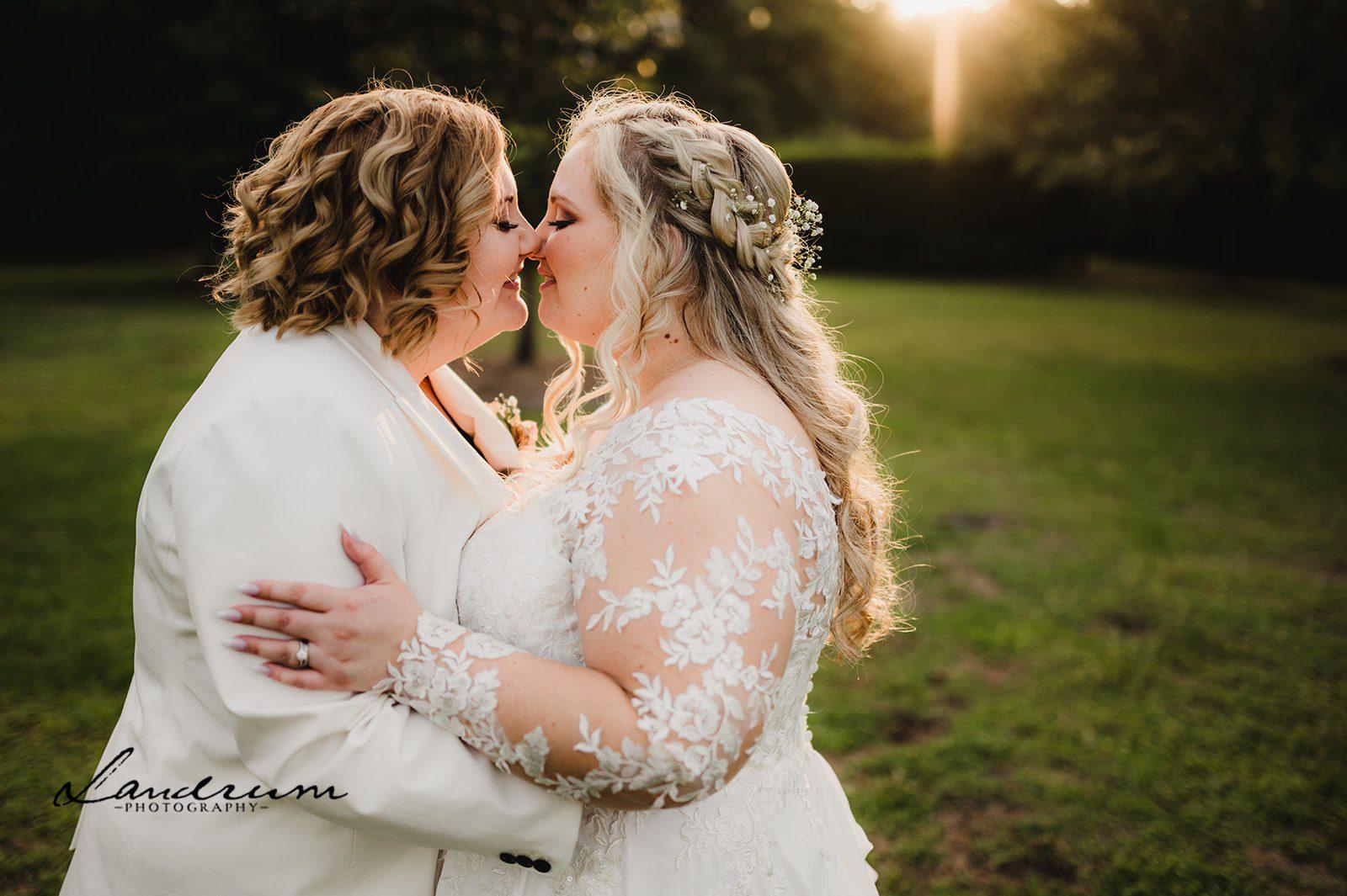 LGBTQ+ wedding veue