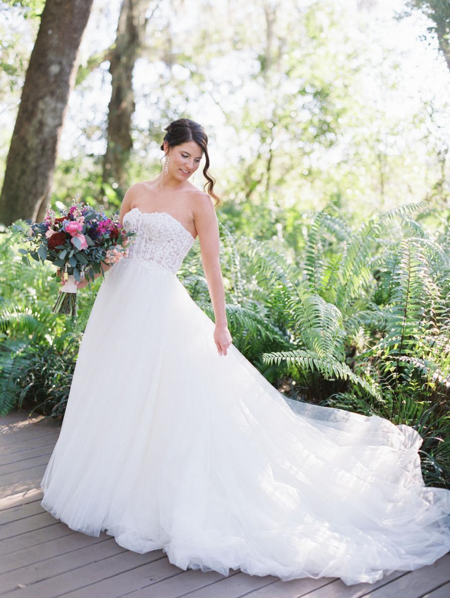 Wedding ball gown