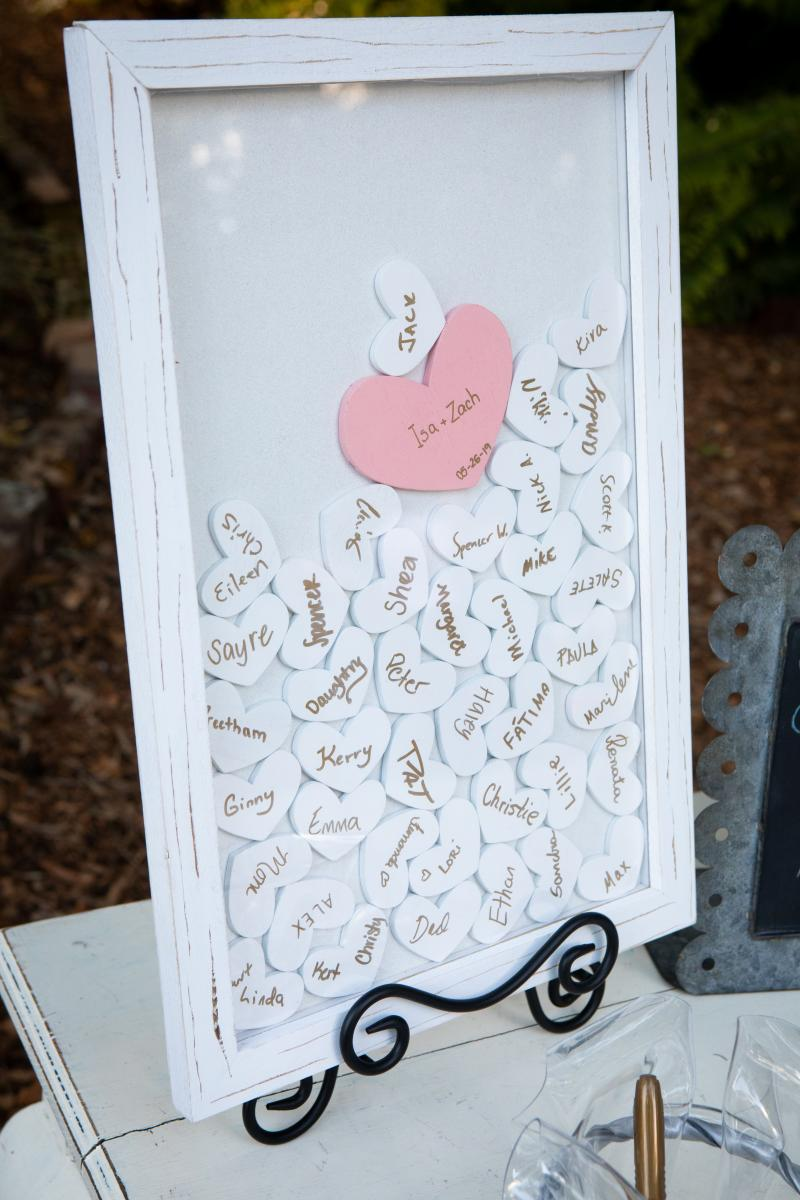 Isabela and Zach's guest book