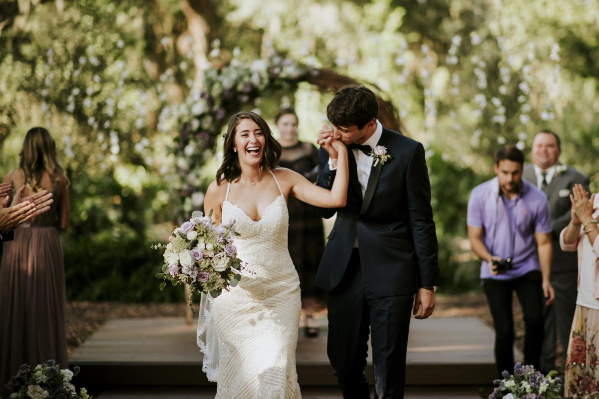 Paola and Jesse are officially married