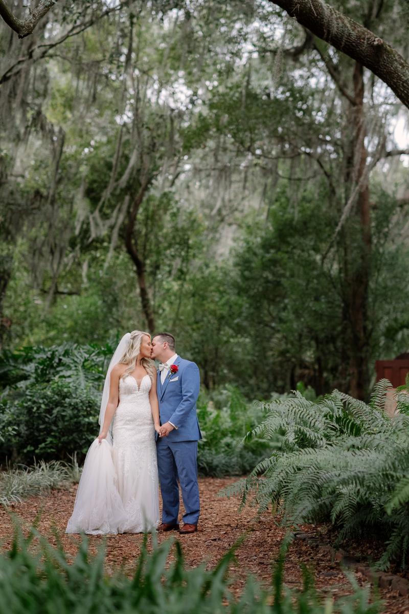 Forest wedding venue in Florida
