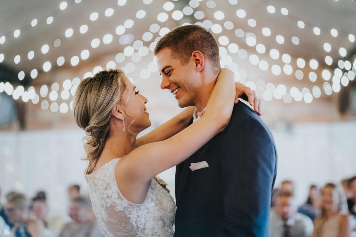 Sean & Emily's first dance