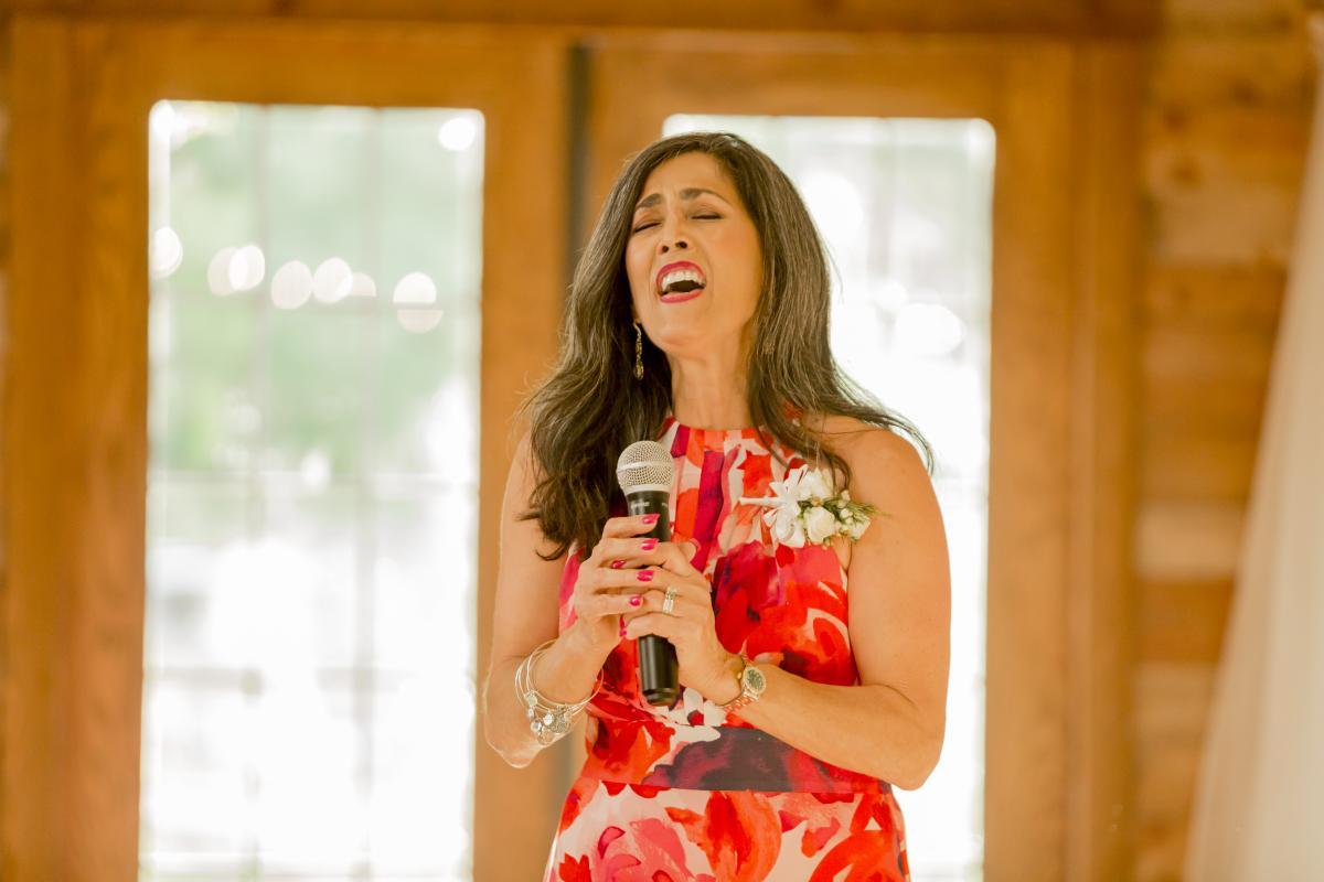 Alexa's mother singing