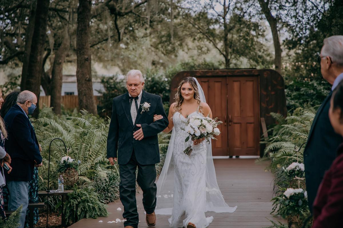Florida forest wedding venues