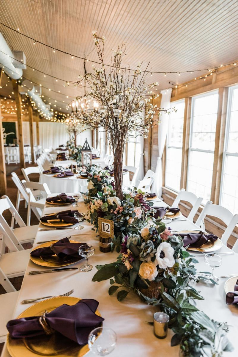 Enchanting boho-inspired wedding