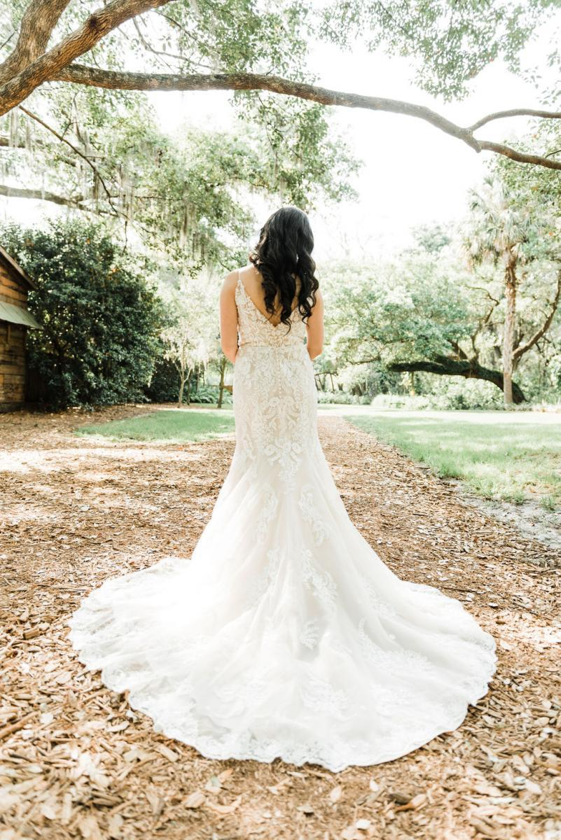 Morilee by Madeline Gardner wedding gown