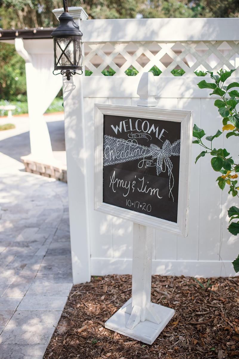Intimate wedding venue in Tampa, Florida