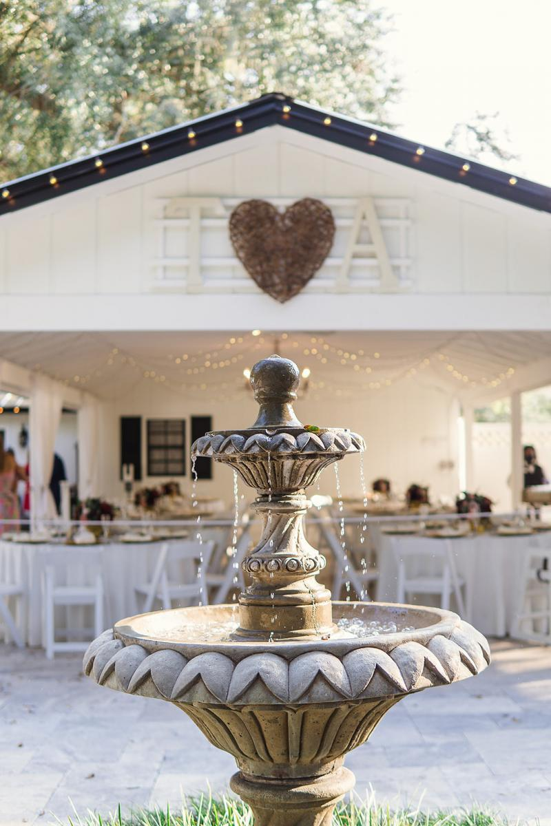 Florid wedding venue