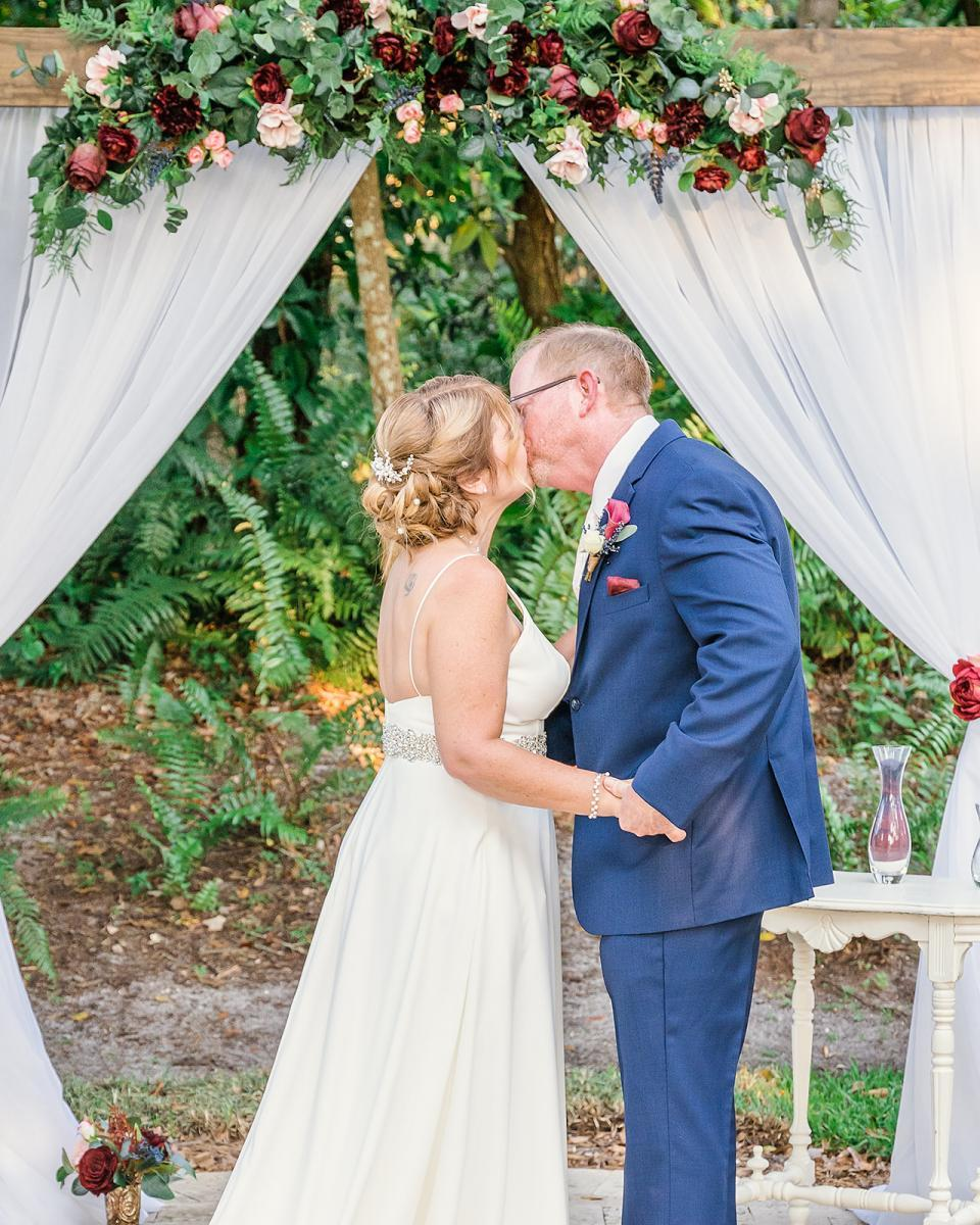 Amy and Tim are officially married
