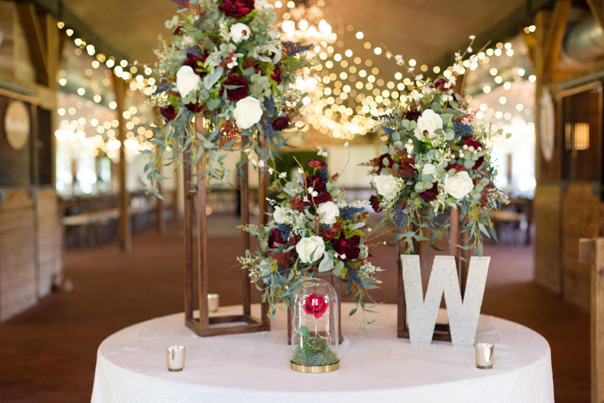 Entrance Table decor