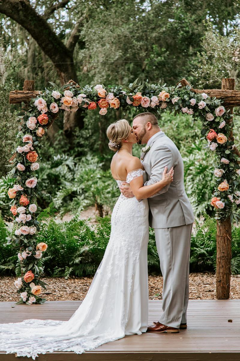 Ashley and Sal are officially married!