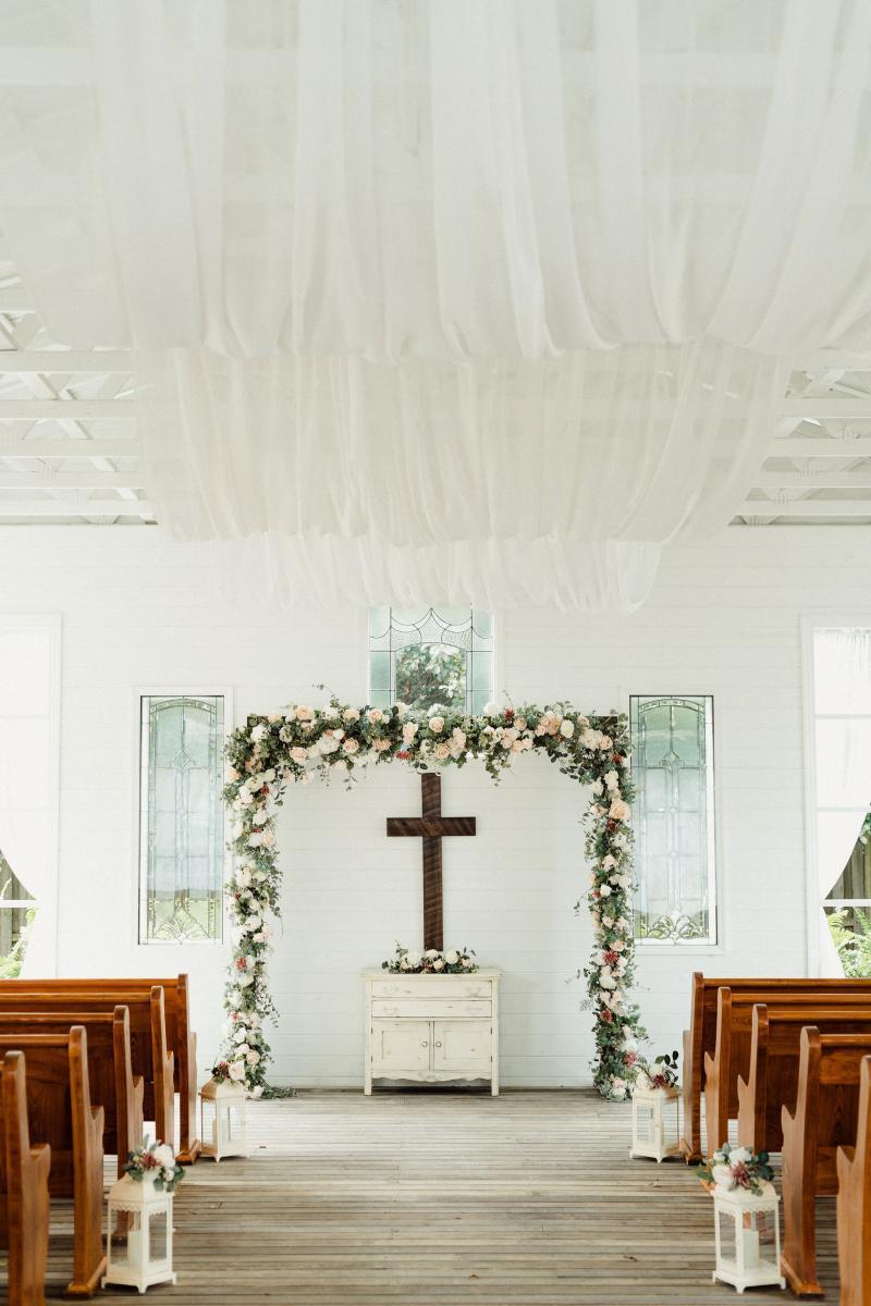 elegant chapel